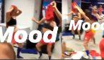 Mondiali femminili, i festeggiamenti delle calciatrici degli Usa dopo la vittoria