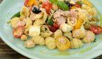 Insalata di pasta fredda: sfiziosa e fresca pronta in pochi minuti!