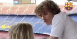 """Griezmann al Camp Nou urla """"Barça"""", ha già dimenticato l'Atletico?"""