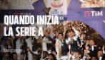 Quando inizia la Serie A 2019-2020: il calendario della prossima stagione