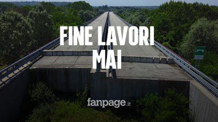 """L'Italia dei ritardi e degli sprechi, 647 opere mai finite: """"Sono costate 4 miliardi di euro"""""""