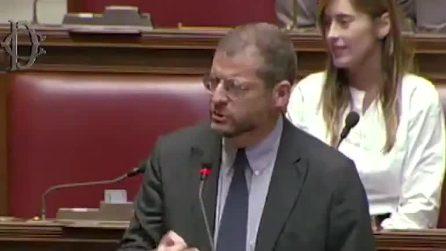 Fondi russi alla Lega, la protesta di Romano (Pd): interviene in russo alla Camera