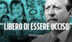 """Mafia, le dichiarazioni di Paolo Borsellino sulla scorta: """"Libero di essere ucciso la sera"""""""