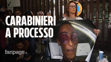 Caso Cucchi, 8 carabinieri a processo: avrebbero prodotto falsi per sviare le indagini