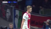 Calciomercato, il punto sulla trattativa della Juventus con l'Ajax per Matthijs De Ligt