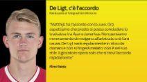 Calciomercato: Juve-De Ligt, Raiola conferma l'accordo