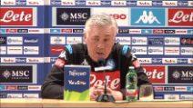 "Calcio Napoli, Ancelotti: ""Manolas-Koulibaly coppia formidabile"""