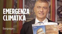 'Roma dichiari emergenza climatica', Pecoraro Scanio lancia petizione contro i combustibili fossili