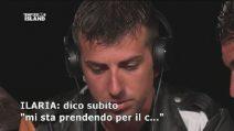 """A Temptation Island 2019, Massimo scopre i video di Ilaria: """"M'ha chiamato coglione"""""""