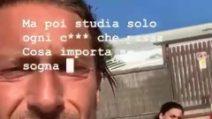 Il video di Francesco Totti e Ilary Blasi a Sabaudia