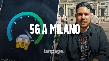 Abbiamo provato la velocità del 5G di Vodafone a Milano