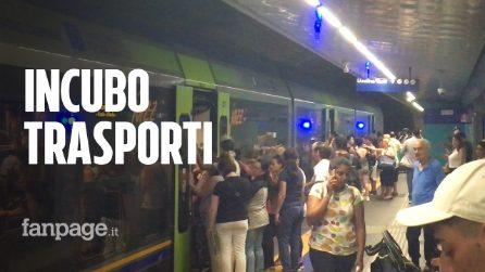 Universiade, incubo trasporti: 1 ora e 3 minuti per raggiungere il San Paolo in metro