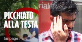 """Prato, parla il panettiere picchiato dalla polizia: """"Pugni in testa e manganellate sulle gambe"""""""