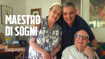"""Morto Andrea Camilleri, il ricordo di Maurizio de Giovanni: """"Maestro di sogni"""""""