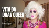"""Doretta, il coraggio di essere drag queen in Calabria: """"Aggredita per odio, ho paura"""""""