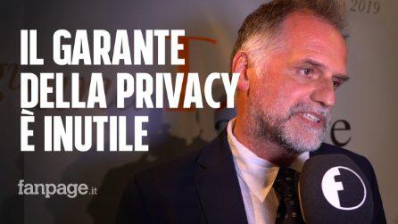 """Viceministro all'economia Massimo Garavaglia: """"Tagliamo enti inutili come il garante sulla privacy"""""""
