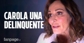 """Daniela Santanchè sul caso Carola-Salvini: """"È una delinquente, merita una condanna esemplare"""""""