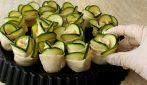 Rose salate di zucchine: una ricetta scenografica e deliziosa