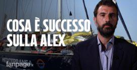"""La testimonianza di Palazzotto: """"Sulla Alex un calvario di 50 ore, siamo stati naufraghi anche noi"""""""