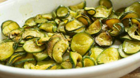 Zucchine alla poverella: la ricetta per un contorno veloce ed economico!