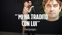 """Francesco Sarcina (Vibrazioni): """"Mia moglie mi ha tradito con Riccardo Scamarcio, mi ha devastato"""""""