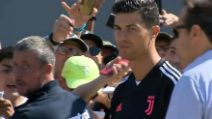 Calcio Juventus: Ronaldo, visite mediche concluse. Ora lo aspetta Sarri
