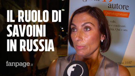 """Fondi russi, Alessia Morani (PD): """"Salvini chiarisca il ruolo di Savoini negli incontri in Russia"""""""