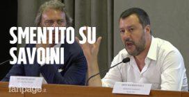 Le sette volte in cui Salvini ha negato di aver invitato Savoini a Roma e Mosca