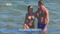 Massimo e Ilaria piangono l'uno per l'altra ma nessuno dei due ne è al corrente