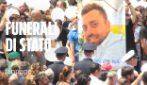 """Funerali di Stato per il carabiniere Mario Cerciello Rega, ucciso a Roma: """"Un figlio nostro"""""""