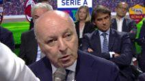 """Calciomercato Inter, Marotta: """"Icardi? Difficile gestione mediatica"""""""
