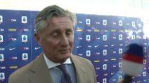 """Fiorentina, Pradè: """"Chiesa rimane, sarà importante per noi"""""""