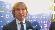 """Nedved sfida Conte: """"Inter, vogliamo batterti"""""""