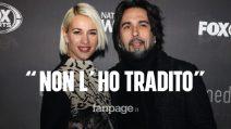 "Clizia Incorvaia risponde a Francesco Sarcina: ""Non l'ho tradito. Scamarcio? Non dico nulla"""