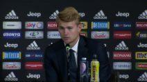 """Calciomercato, Matthijs De Ligt: """"Le parole di Ronaldo? Avevo già scelto la Juve"""""""