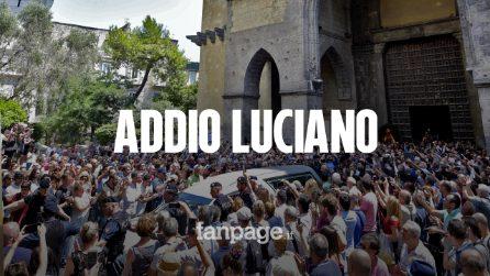 Napoli saluta Luciano De Crescenzo