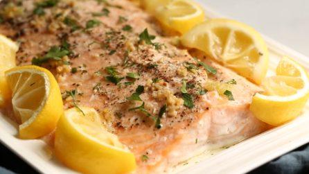 Salmone al forno: la ricetta del secondo piatto che amerete