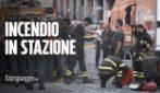 Treni, piromane incendia cabina elettrica: disagi e ritardi, l'Italia spaccata in due