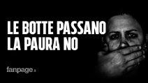 """Il dramma di Sara, vittima di violenza: """"Le mazzate passano, la paura ti rimane dentro"""""""