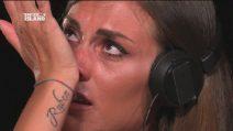 Le lacrime di Ilaria al quinto falò di Temptation Island 2019