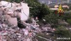 Esplode palazzina all'isola d'Elba: un morto e un disperso