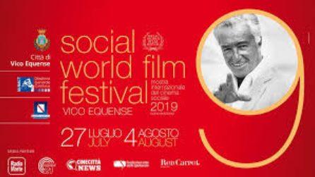 Il promo del Social World Film Festival 2019