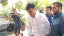 Calciomercato Napoli, il primo giorno in Italia di Elmas