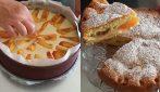 Torta soffice alle pesche: la ricetta per un dessert meraviglioso