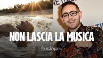 """Rocco Hunt non lascia la musica e annuncia l'uscita del nuovo album: """"Libertà"""""""