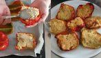 Peperoni farciti con patate e tonno: un secondo piatto sfizioso e saporito