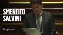 Conte smentisce Salvini su Savoini: la ricostruzione video