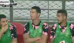 Juventus-Team K, Cristiano Ronaldo non entra ma tutto lo stadio lo acclama