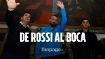 """De Rossi al Boca Juniors, il presidente Angelici: """"Ecco perché lo abbiamo scelto"""""""