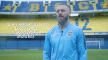 L'emozionante video che il Boca ha preparato per l'arrivo di Daniele De Rossi